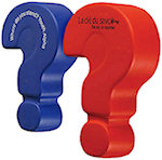 Question Mark Stress Balls